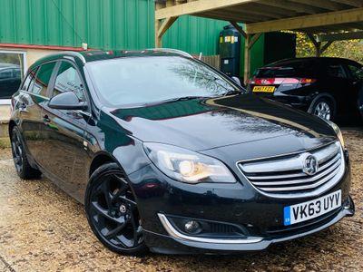 Vauxhall Insignia Estate 2.0 CDTi BiTurbo SRi VX Line Nav Sport Tourer (s/s) 5dr