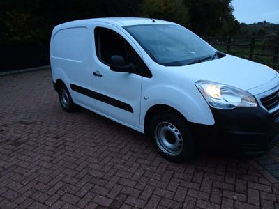 Peugeot Partner Panel Van 1.6 BlueHDi SE L1 5dr