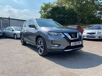 Nissan X-Trail SUV 1.6 dCi N-Connecta XTRON (s/s) 5dr
