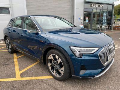 Audi e-tron SUV 50 Sport Auto quattro 5dr 71.2kWh