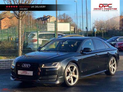 Audi A8 Saloon 3.0 TDI Black Edition Tiptronic quattro 4dr