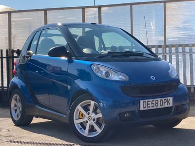 Smart fortwo Convertible 1.0 Pulse Cabriolet 2dr