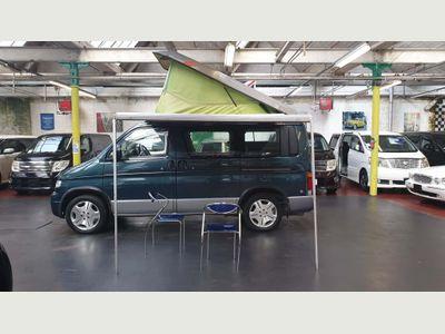 Mazda Bongo MPV Auto top low mileag Diesel camper van