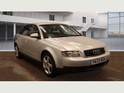 Audi A4 Saloon 1.8 T 4dr