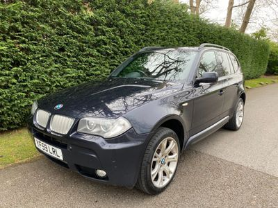 BMW X3 SUV 2.0 20d Limited Sport Edition Auto xDrive 5dr
