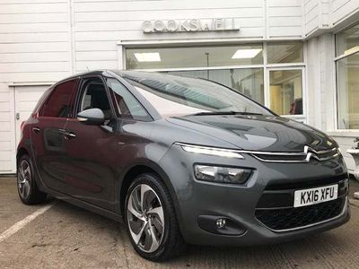 Citroen C4 Picasso MPV 2.0 BlueHDi Exclusive+ EAT6 (s/s) 5dr