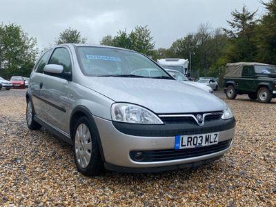 Vauxhall Corsa Hatchback 1.4 i 16v Elegance 3dr (a/c)