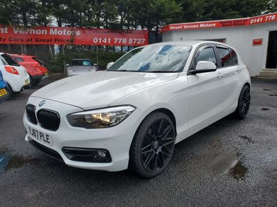 BMW 1 Series Hatchback 2.0 118d Sport Sports Hatch Auto (s/s) 5dr