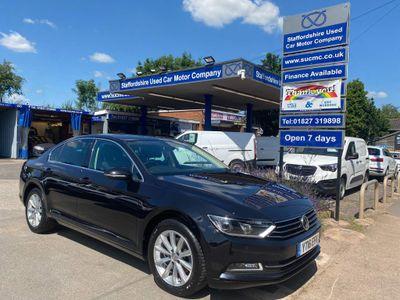 Volkswagen Passat Saloon 1.6 TDI BlueMotion Tech SE Business (s/s) 4dr