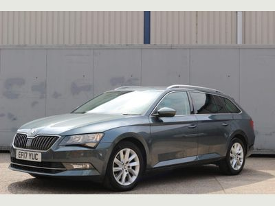 SKODA Superb Estate 2.0 TDI SE Technology DSG Auto 6Spd (s/s) 5dr