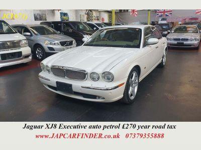 Jaguar XJ Saloon XJ8 Executive only 54000 miles