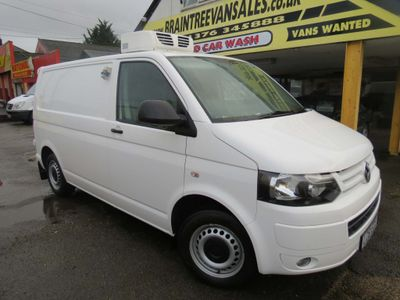 Volkswagen Transporter Temperature Controlled T28 140PS SWB REFRIGERATED VAN