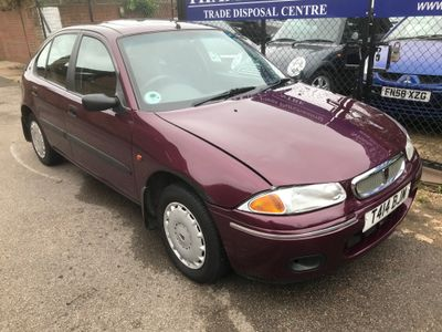 Rover 200 Hatchback 1.4 214 8v SEi Limited Edition 5dr