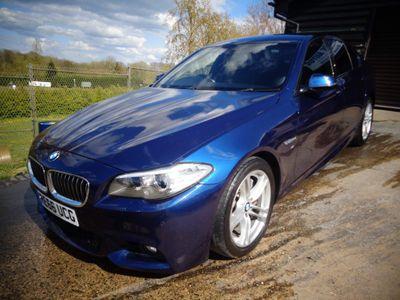BMW 5 Series Saloon 3.0 530d M Sport 4dr