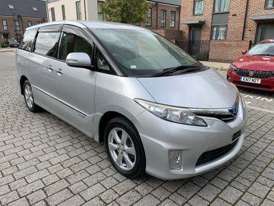 Toyota Estima MPV 2.4 HYBRID 7 SEATER-FRESH IMPORT