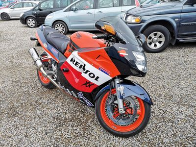 Honda CBR1100XX Super Blackbird Tourer 1100 XX-W Super Blackbird