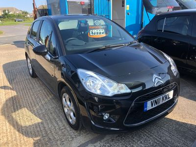 Citroen C3 Hatchback 1.4 VTi 16v Exclusive 5dr