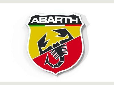 Abarth 595 Hatchback 1.4 T-Jet Turismo 3dr
