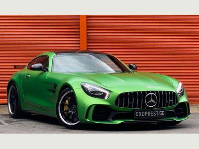 Mercedes-Benz AMG GT Coupe 4.0 V8 BiTurbo R (Premium) SpdS DCT (s/s) 2dr