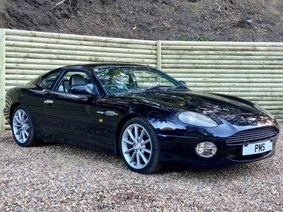 Aston Martin DB7 Coupe 5.9 Vantage 2dr