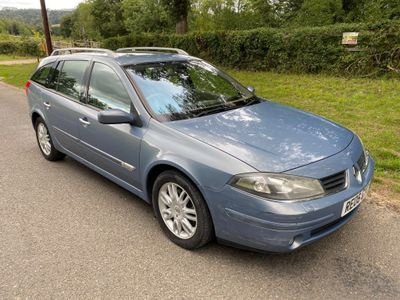 Renault Laguna Estate 2.0 16v Privilege 5dr