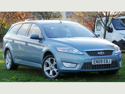 Ford Mondeo Estate 2.0 Titanium 5dr