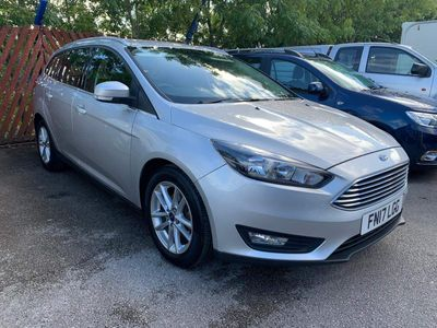 Ford Focus Estate 1.5 TDCi Zetec (s/s) 5dr