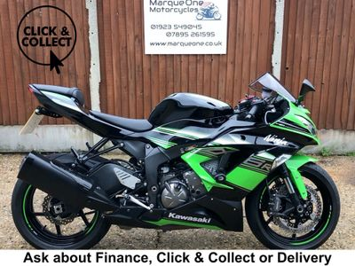 Kawasaki ZX-6R Super Sports 636 Ninja (KRT Ed) Super Sports
