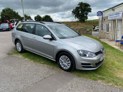 Volkswagen Golf Estate 1.6 TDI S 5dr