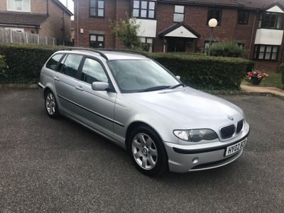 BMW 3 Series Estate 2.2 320i SE Touring 5dr