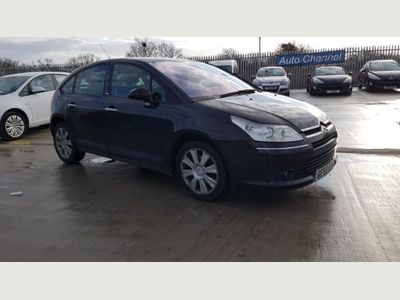 Citroen C4 Hatchback 2.0 i 16v Exclusive 5dr