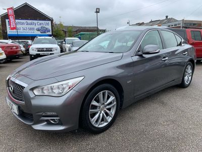 Infiniti Q50 Saloon 2.2d Executive (s/s) 4dr