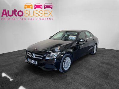 Mercedes-Benz C Class Saloon 2.1 C250d SE 7G-Tronic+ (s/s) 4dr