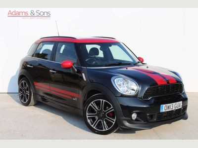 MINI Countryman SUV 1.6 John Cooper Works (Chili) ALL4 5dr