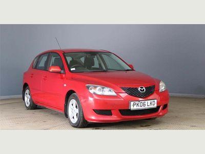Mazda Mazda3 Hatchback 1.4 TS 5dr