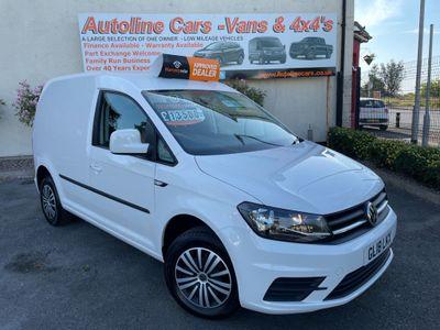 Volkswagen Caddy Panel Van 2.0 TDI C20 BlueMotion Tech Trendline EU6 (s/s) 5dr