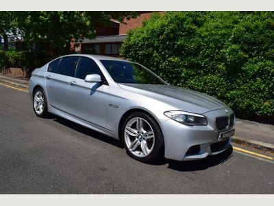 BMW 5 Series Saloon 3.0 535d M Sport 4dr
