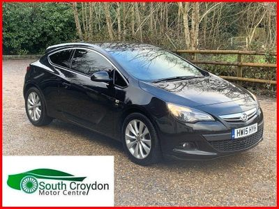 Vauxhall Astra GTC Coupe 1.4T SRi Auto 3dr