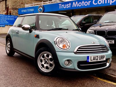 MINI Hatch Hatchback 1.6 Cooper D (Avenue) 3dr