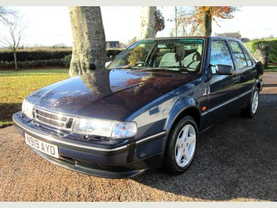 Saab 9000 Saloon 2.0 EcoPower CD 4dr