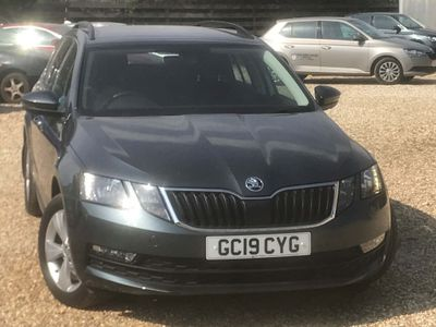 SKODA Octavia Estate 1.0 TSI SE Technology DSG (s/s) 5dr