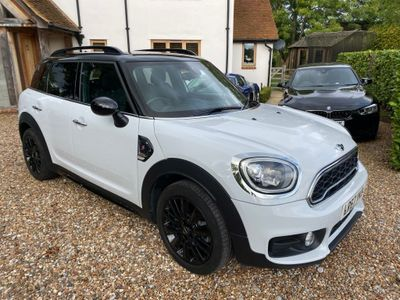 MINI Countryman Hatchback 2.0 Cooper S (s/s) 5dr