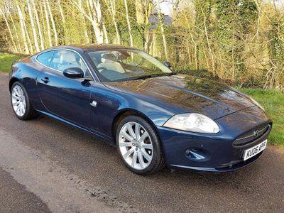 Jaguar XK Coupe 4.2 V8 2dr