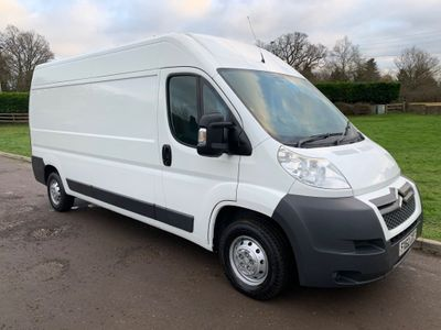 Citroen Relay Panel Van 2.2 HDi 35 Enterprise L3H2 Panel Van 4dr