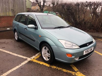 Ford Focus Estate 1.6 i 16v Zetec 5dr