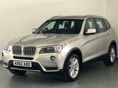 BMW X3 SUV 3.0 30d SE xDrive 5dr