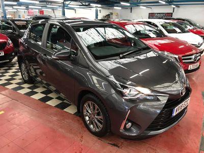 Toyota Yaris Hatchback 1.5 VVT-i Icon 5dr