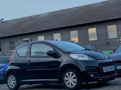 Peugeot 107 Hatchback 1.0 12v Active 3dr