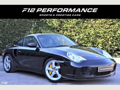 Porsche 911 Coupe 3.6 996 Turbo S AWD 2dr