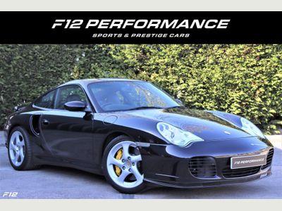 Porsche 911 Coupe 3.6 996 Turbo S AWD 2dr